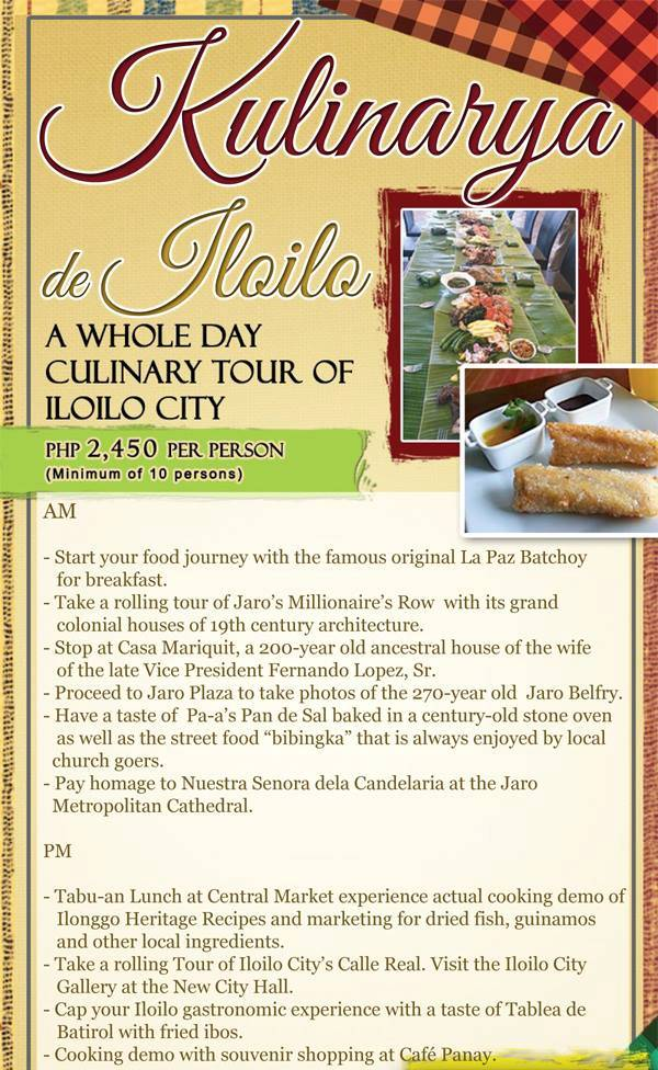 whole day culinary tour